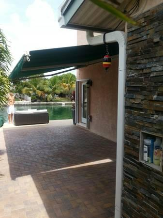 Sunsetter Retractable Awnings - NOW available in Key