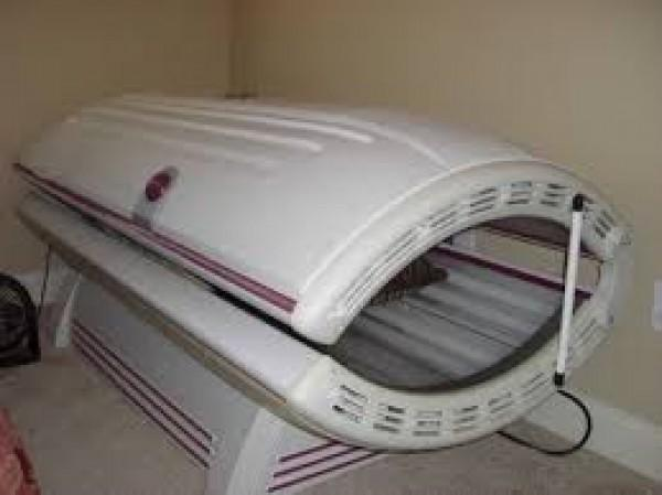volt in p model bed sunfire tanning usa s made ebay deluxe wolff beds