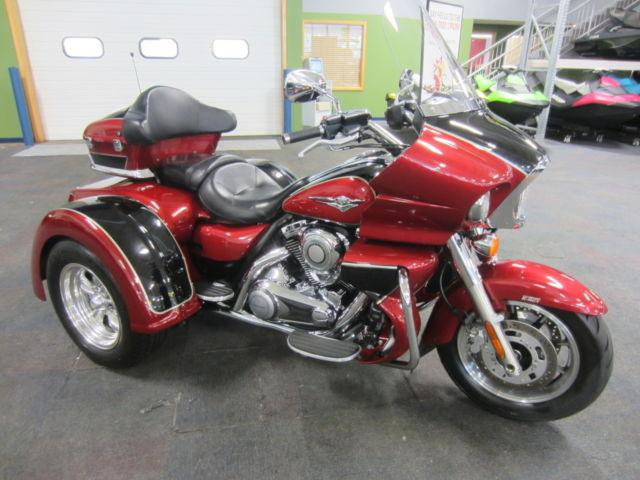 super clean 2010 kawasaki vulcan voyager 1700 trike for. Black Bedroom Furniture Sets. Home Design Ideas
