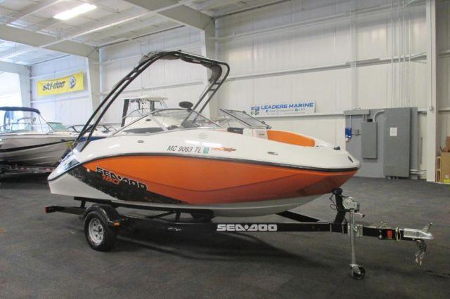 American 180 Full Auto For Sale: SUPER CLEAN 2012 Sea-Doo 180 SP With Only 36 Engine Hours