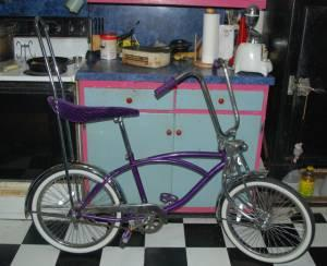 Super cool purple Bratz Stingray Bicycle - $175 Hartford