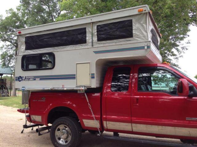 Super Nice Jayco Truck Camper For Sale In Amberg Wisconsin