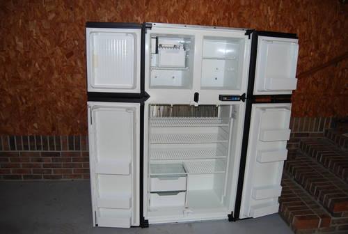 Super Nice Norcold 1200lrim 4 Door Rv Fridge With Icemaker