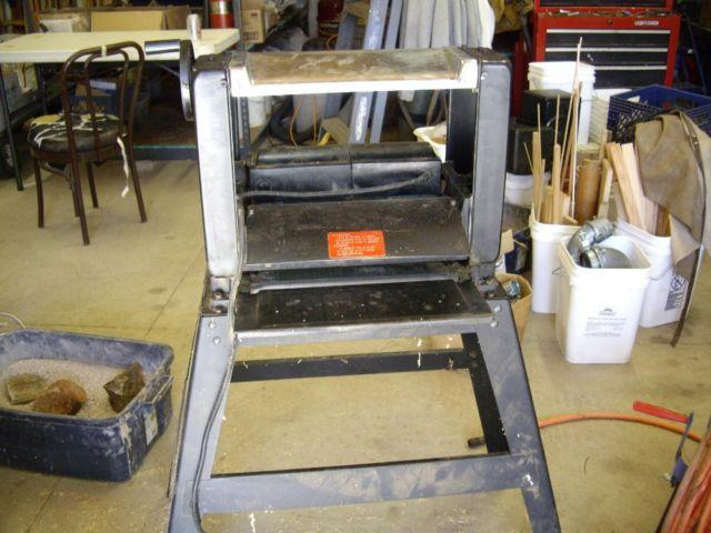 Surface planer - $200