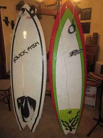 Surfboards - $295