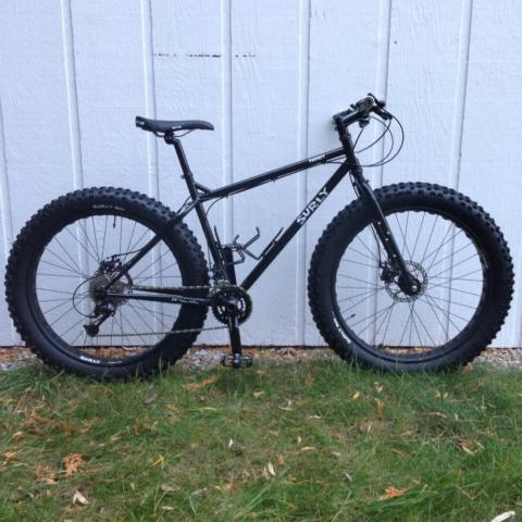 Surly Pugsley Fat Bike 16