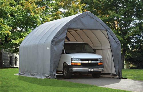 Suv Shelterlogic Cover It Garage Sheds