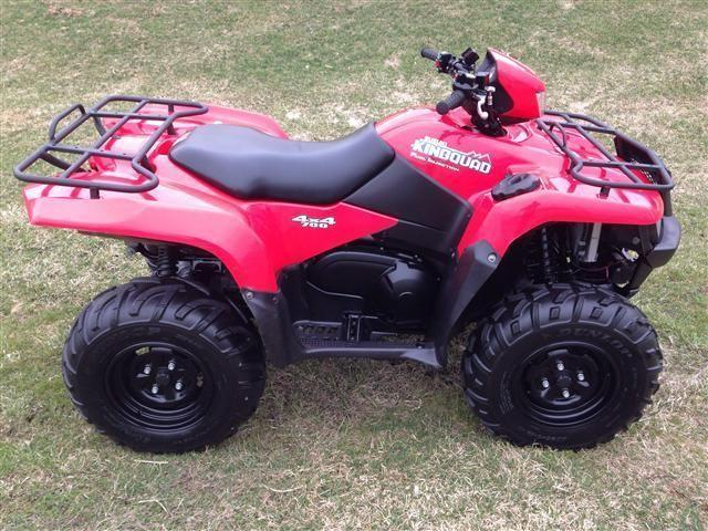 Suzuki King Quad  Parts