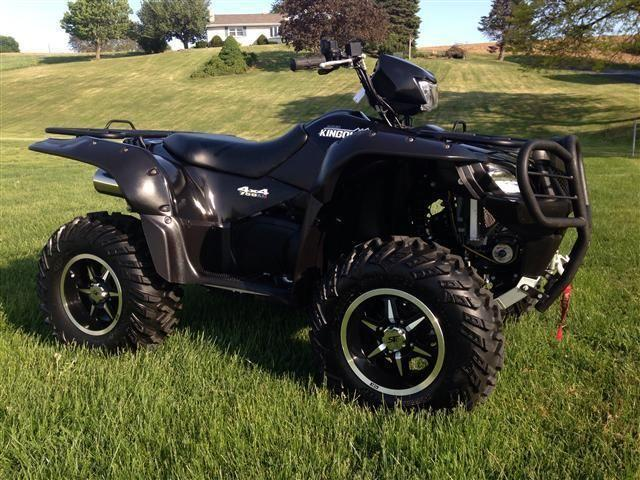 suzuki king quad atv 39 s 750 700 and 450 for sale for sale in frystown pennsylvania classified. Black Bedroom Furniture Sets. Home Design Ideas