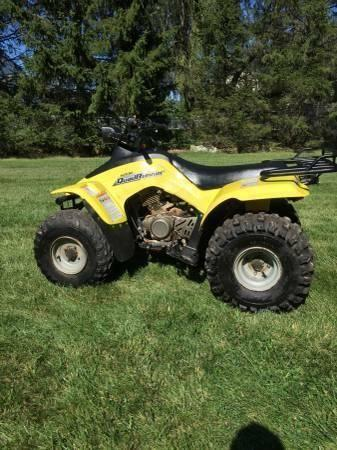 Suzuki LT160 ATV Excellent condition