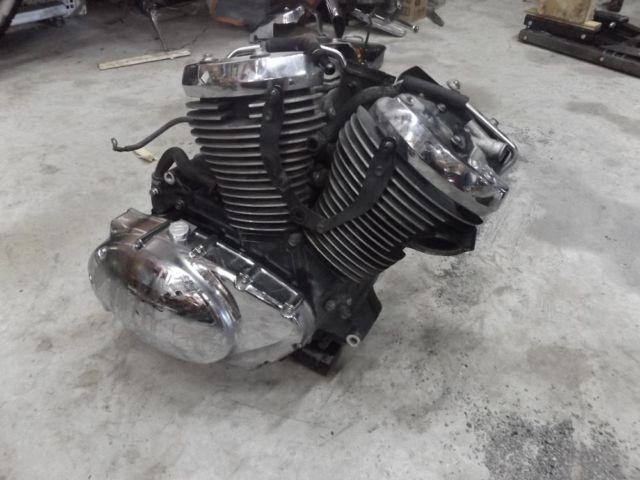 SUZUKI VL800 VOLUSIA C50 OEM MOTORCYCLE BIKE ENGINE MOTOR DAMAGED