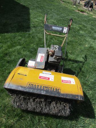 Sweepster C 36 Power Broom Leicester For Sale In