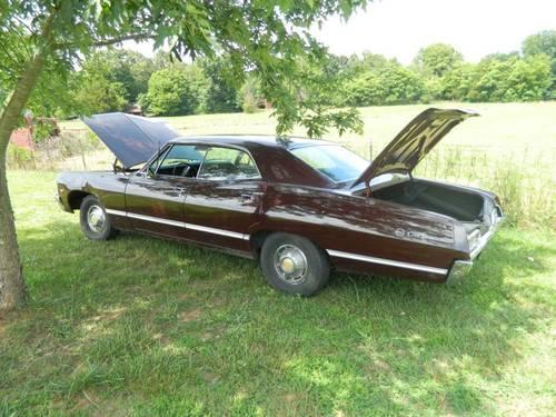 67 Chevy Impala Black 4 Door Best Of 1967 Chevrolet