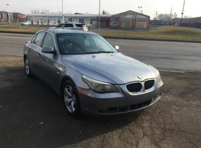 sweet 2004 bmw 530i grey cash price for sale in toledo ohio classified. Black Bedroom Furniture Sets. Home Design Ideas