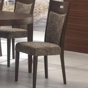 SWEET DEAL Dark Cherry Dining Room Set Table W 6