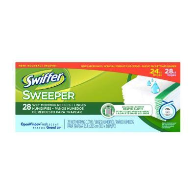 Swiffer Wet Jet Bundle Lavender And Comfort 28 Count For