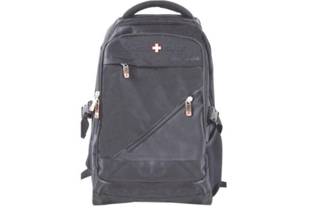 Swiss Elite Mobile Office Laptop Backpack. NEW. 22.00