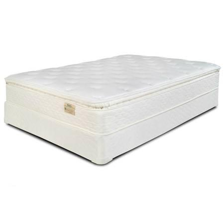 symbol franklin euro pillow top twin size mattress set for sale in lexington south carolina. Black Bedroom Furniture Sets. Home Design Ideas