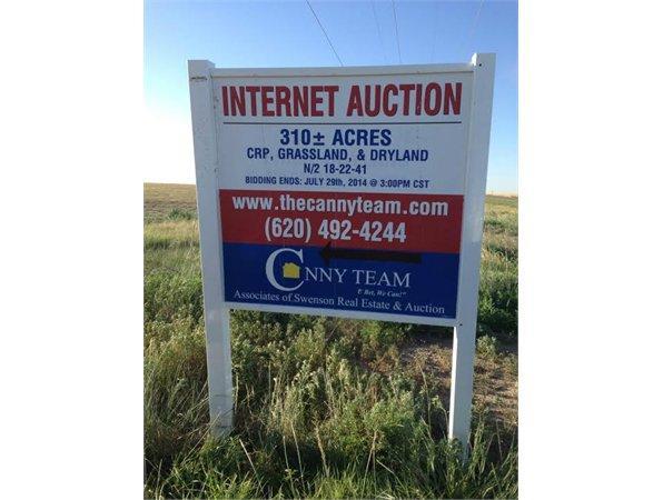 Syracuse, KS Hamilton Country Land 310.000000 acre