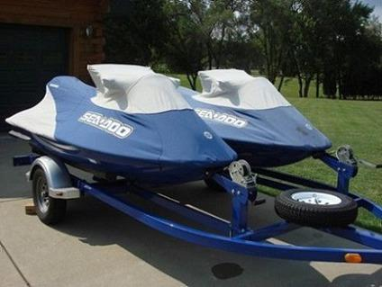 System Bombardier TWO 2001 Sea Doo GTX DI Jet!!!!!Specifications