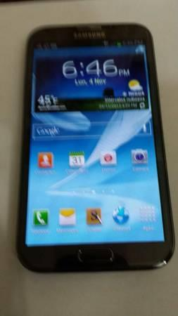 T Mobile Samsung Galaxy Note 2 II - $400