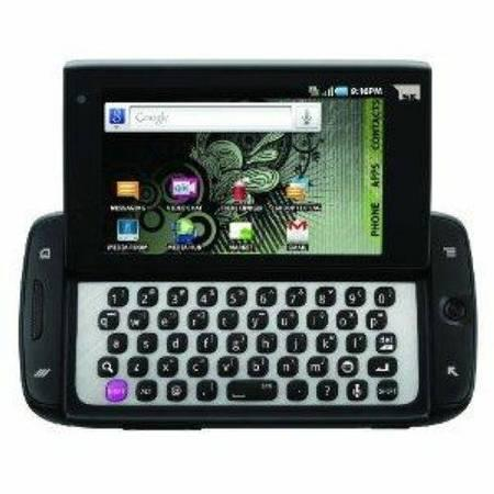 T-Mobile Samsung Sidekick 4G - $85