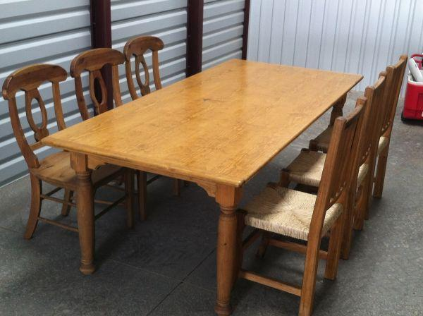 Table Amp Chairs Clovis Nm For Sale In Clovis New