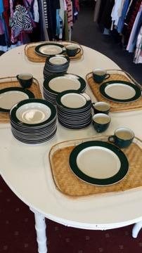 Tableworks 73 Hunter Green