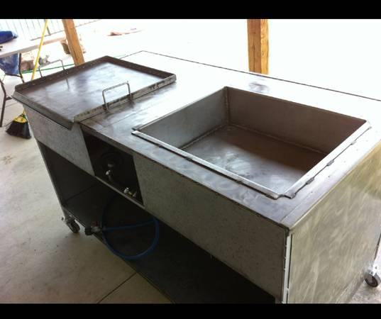 Taco Cart/Grill!!! start your own business - $800