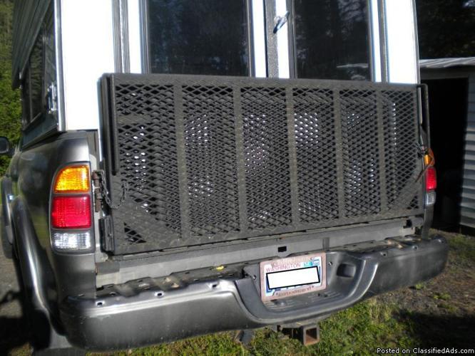 Tailgate Ramp