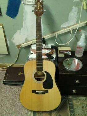 Takamine Jasmine S33 Acoustic Guitar For Sale In Mesquite Texas