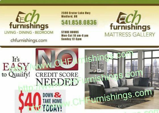 Take home furniture today only down 90 days same as for Furniture 90 days same as cash