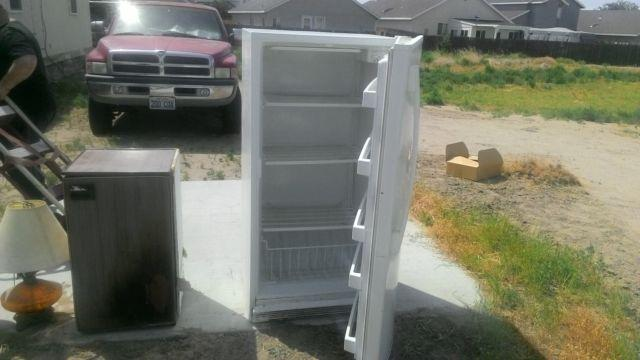 Tall Freezer For Sale 125 00 Works Great Located In Fallon