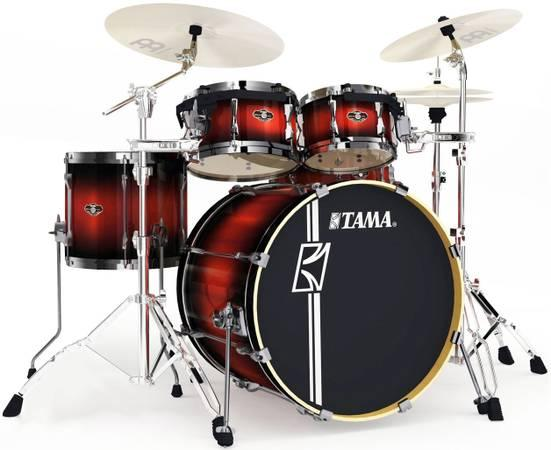 Tama Drums - $2000