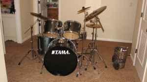 Tama Drums 5 piece - $450 Meridian
