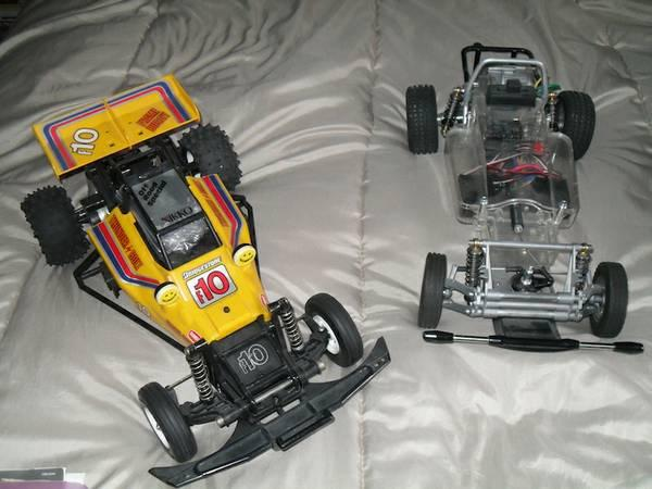 Cars For Sale Anchorage >> Tamiya buggy champ, Nikko thunderbolt R/C cars and parts - for Sale in Wasilla, Alaska ...