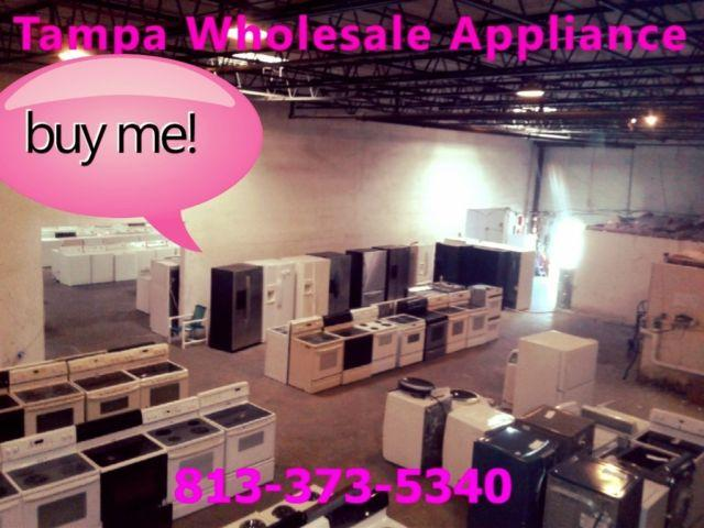 TAMPA WHOLE SALE APPLIANCES HAS THE BEST PRICES_$$$