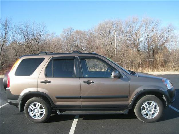 tan 2004 honda cr v ex 4 door wagon sport utility dealer greenfield for sale in greenfield. Black Bedroom Furniture Sets. Home Design Ideas
