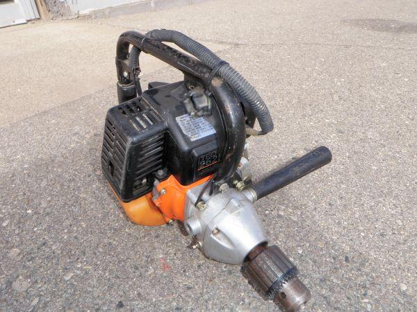 tanaka gas drill TED 262L gas powered drill tanaka drill - $299 Plymouth