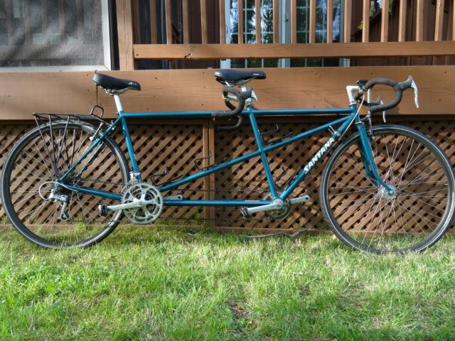 Tandem Bicycle - Santana Arriva