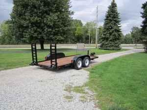 Tandem Trailer - $1495 (S.W. Indy)