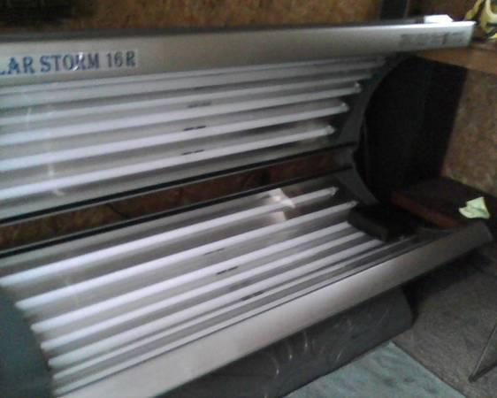 TANNING BED FOR SALE - $575