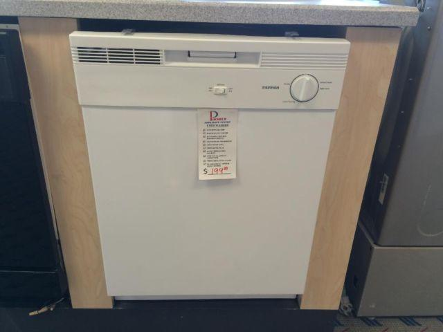 Tappan White Built In Dishwasher Used For Sale In Tacoma