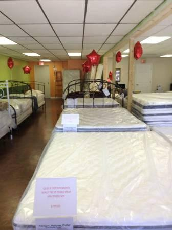TAX SPECIALS NOW AT PREMIUM MATTRESS OUTLET - $39
