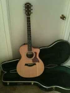 Taylor 114CE - Acoustic Electric Guitar - $750 Wichita, KS