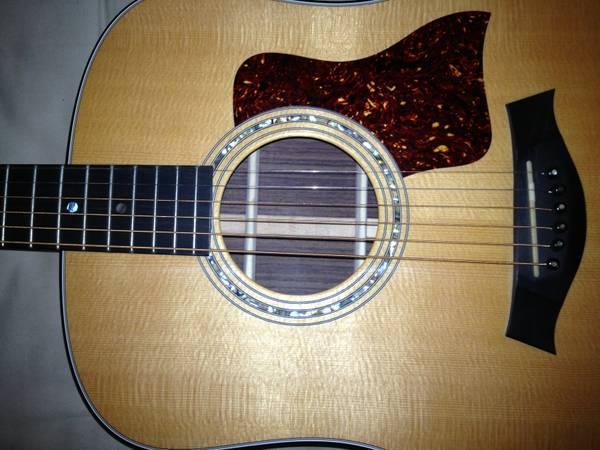 Taylor 710 Acoustic Guitar - $1375