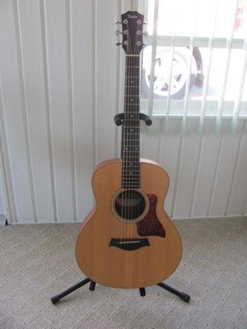 TAYLOR GS MINI WITH PICKUP AND CASE