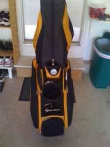 Taylor Made Golf Bag - $45 Crofton