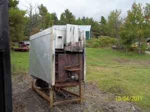 Taylor Out Door Wood Boiler 450 Hammond For Sale In