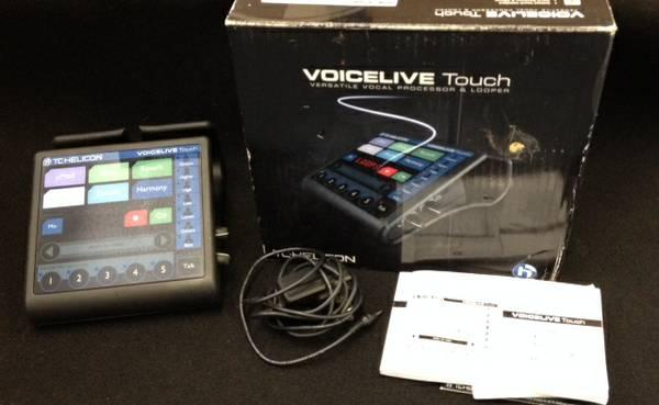 tc helicon voicelive touch vocal processor voice live effects for sale in calcutta ohio. Black Bedroom Furniture Sets. Home Design Ideas